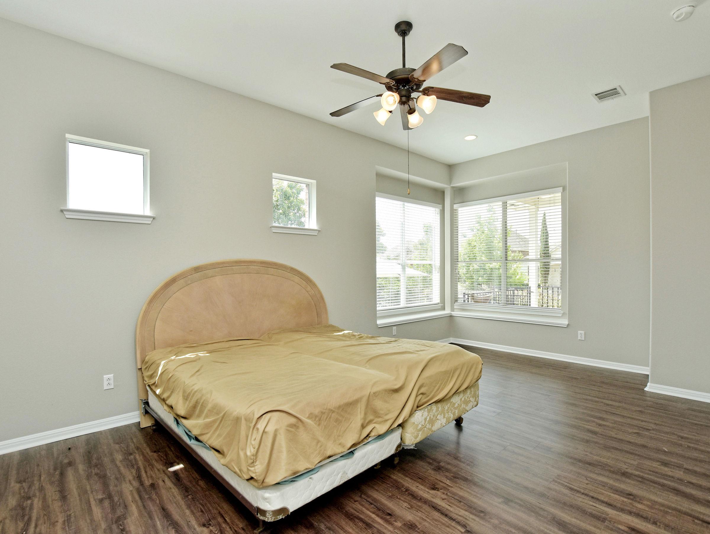 Bedroom - Existing Furniture