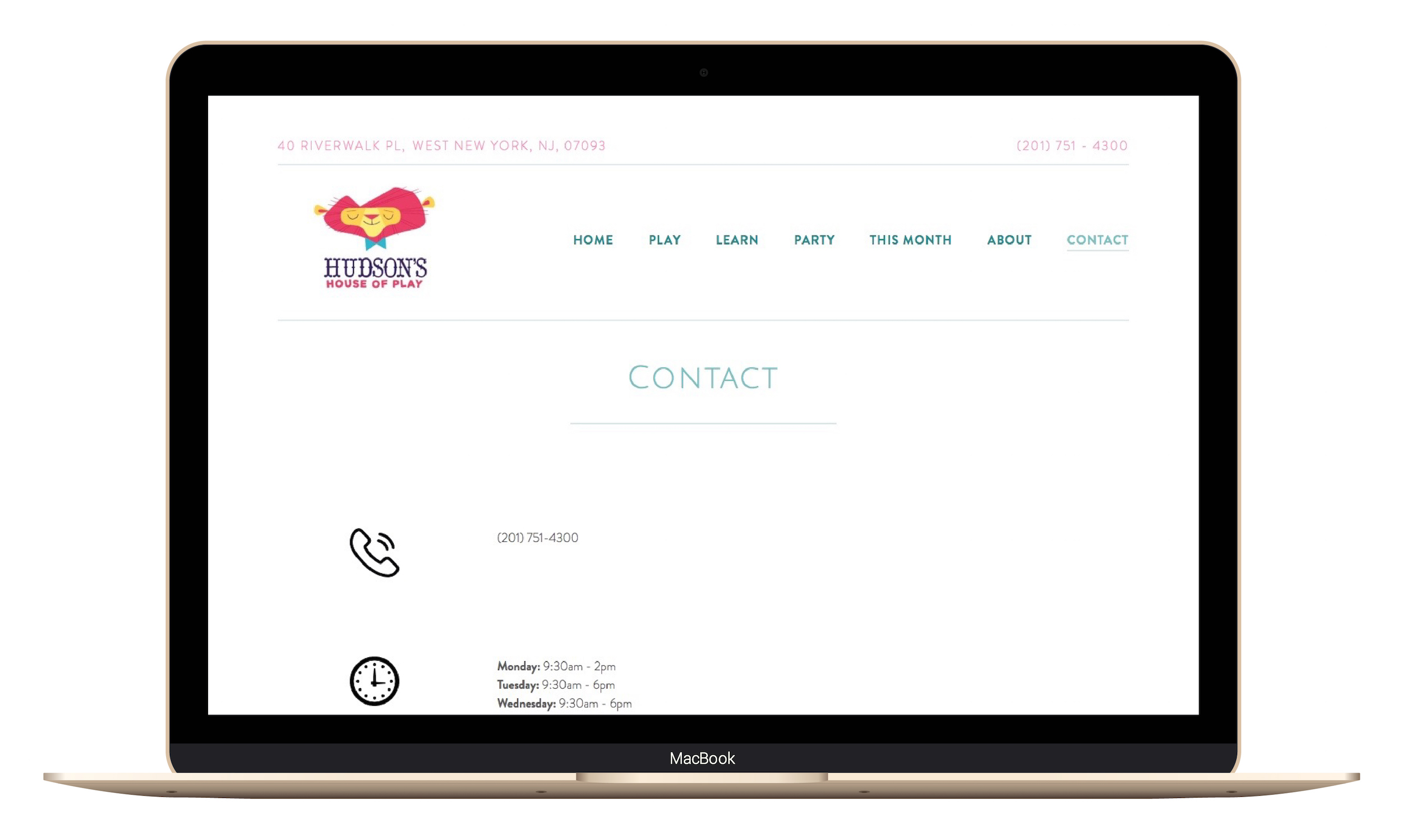 Squarespace website design for childrens playspace.jpg