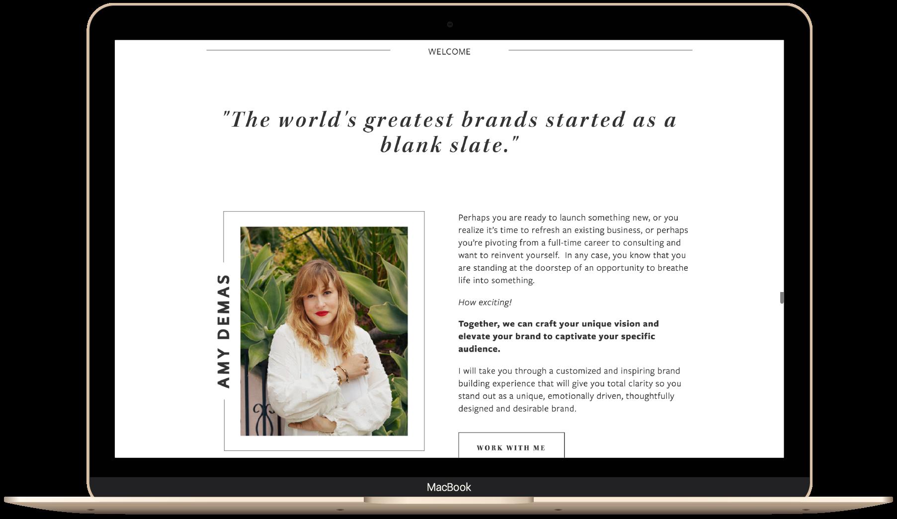 Squarespace website design example - creative director portfolio.png