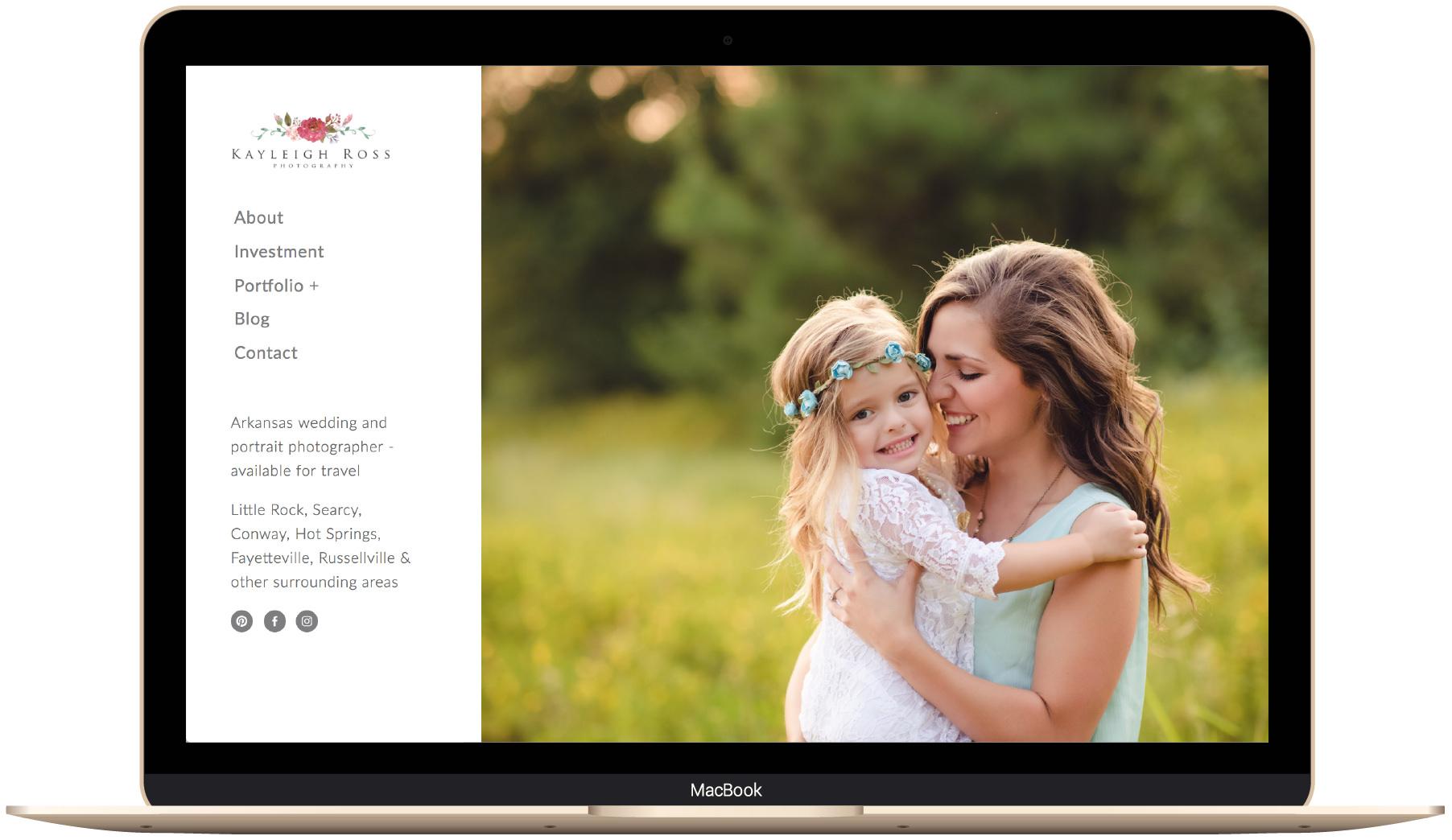Photographer website design on Squarespace.jpg
