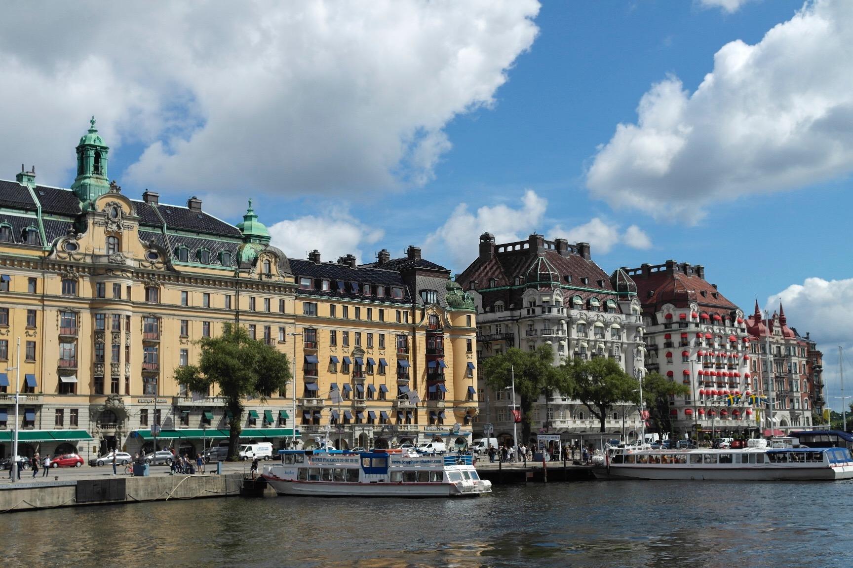 Stockholm Sweden in summer.jpg