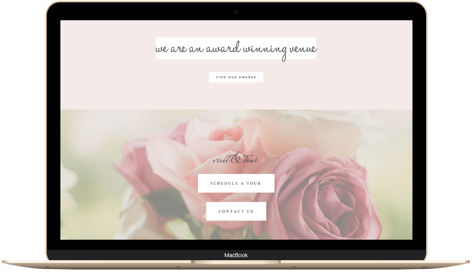 squarespace website example of wedding venue.png