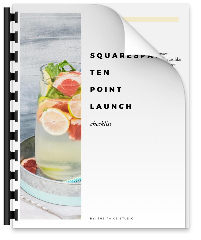 Squarespace ten point launch checklist.png