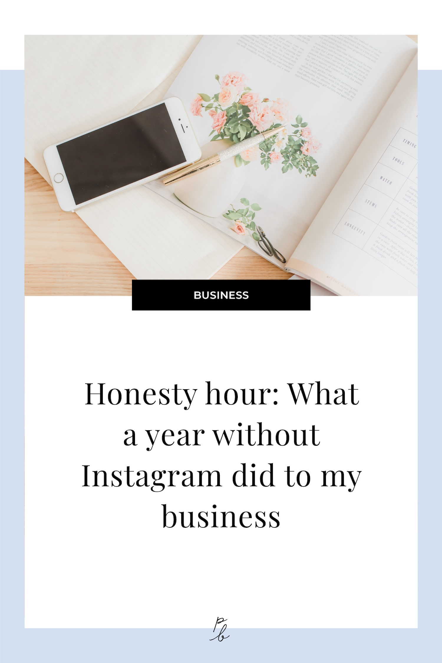What a year without Instagram did to my business.jpg