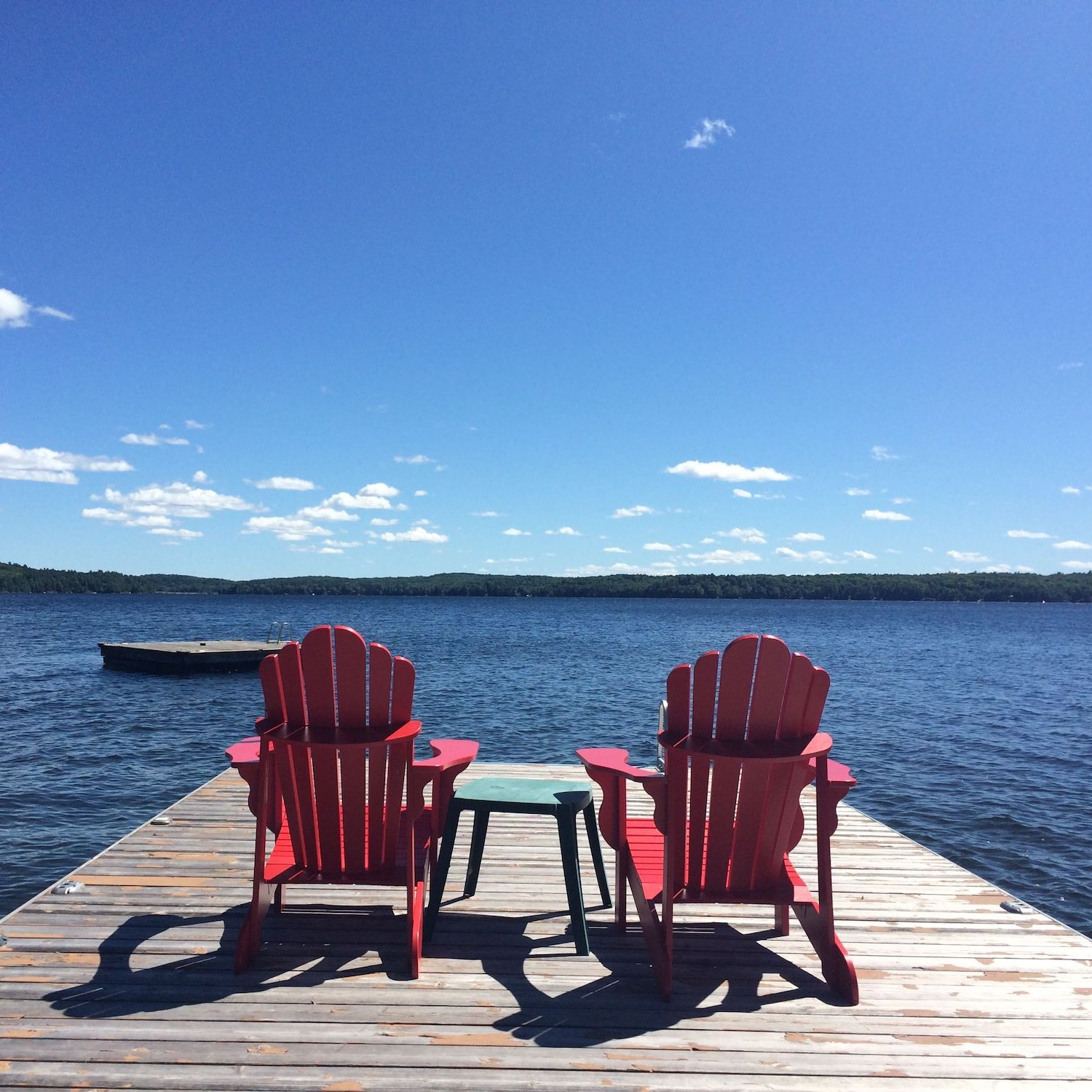 Cottage Country, Canada -