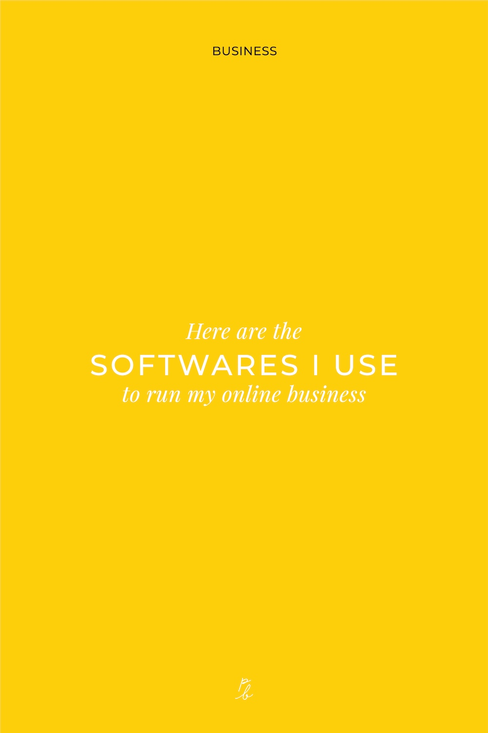 5-Here are the softwares I use to run my online business.jpg