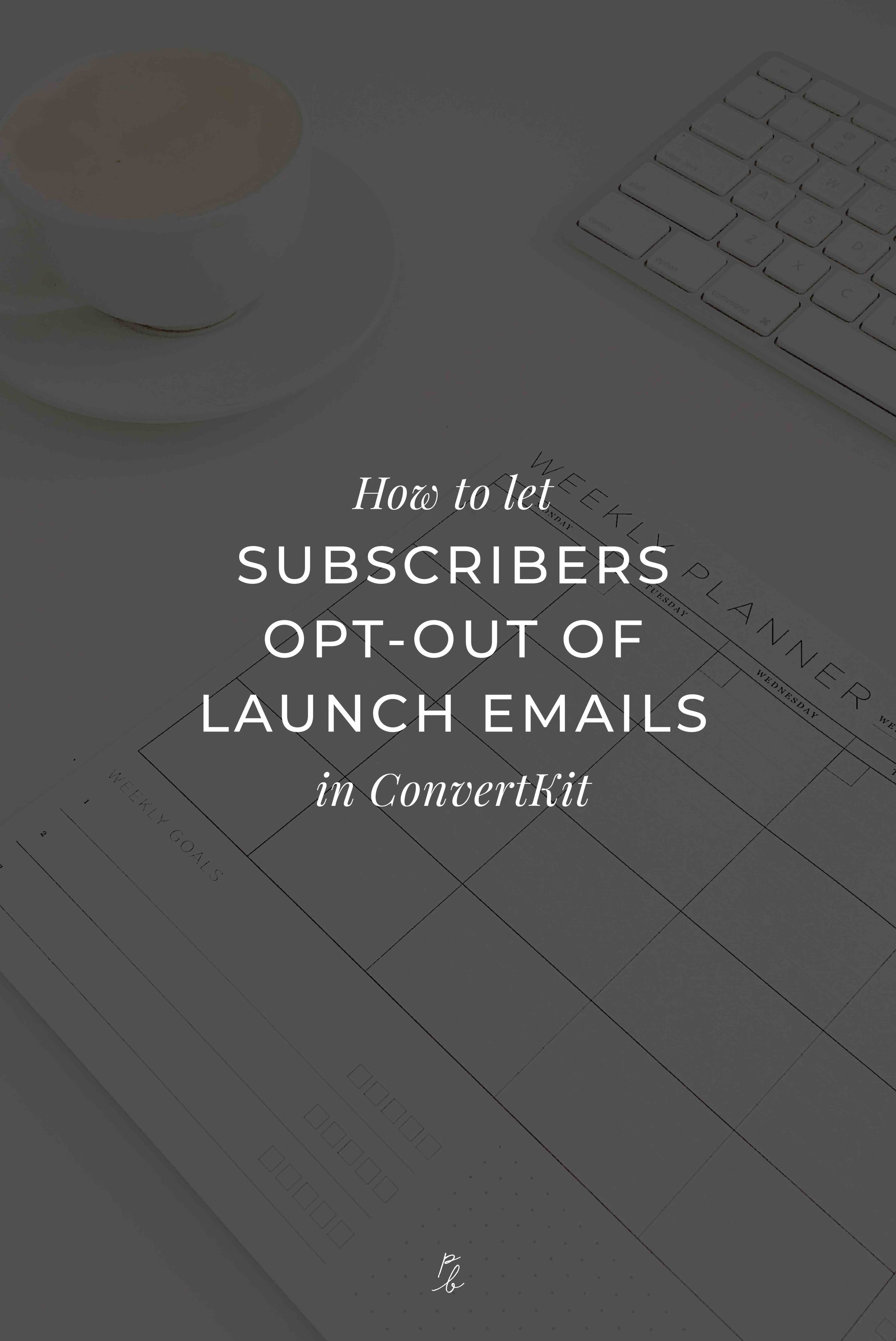 How to let subscribers opt-out of launch emails in ConvertKit-07.jpeg