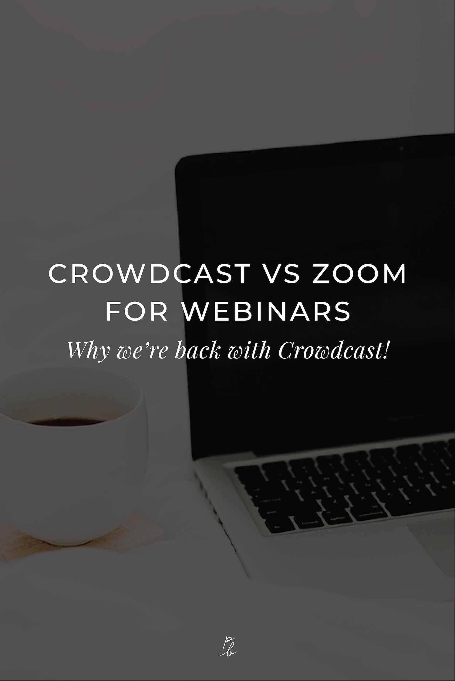 Crowdcast vs Zoom for webinars. Why we're back with Crowdcast!.jpeg