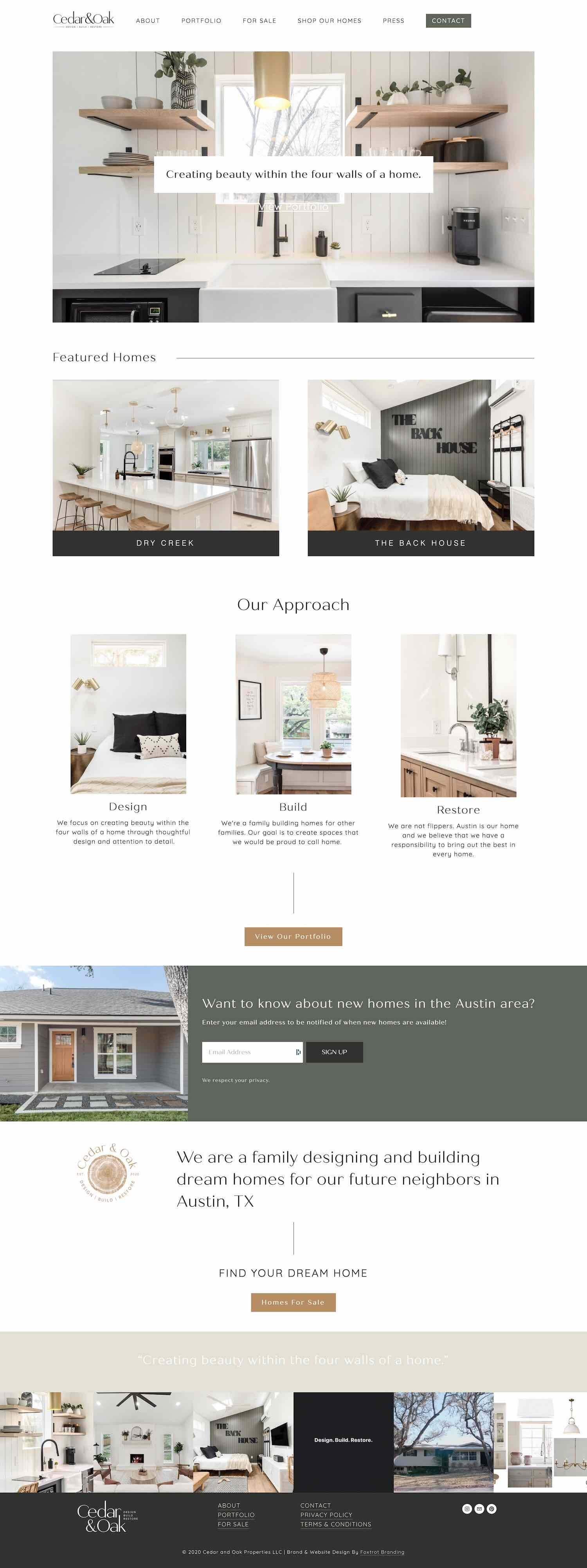 20 Best Example Squarespace Websites Small Business Edition Paige Brunton Squarespace Templates Squarespace Designer Courses