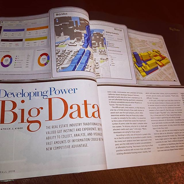 Holy cow, that's a feature of Miami homegrown @gridics in @urbanlandinstitute magazine!