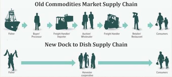 Dock to Dish Supply Chain