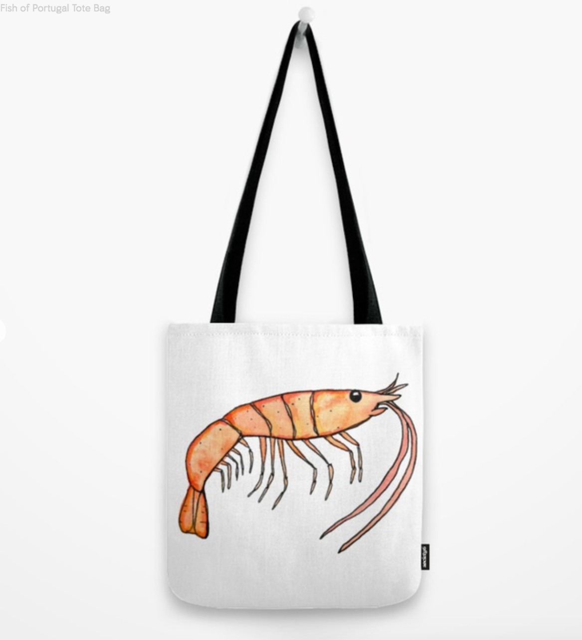 Get yourself a shrimp tote!