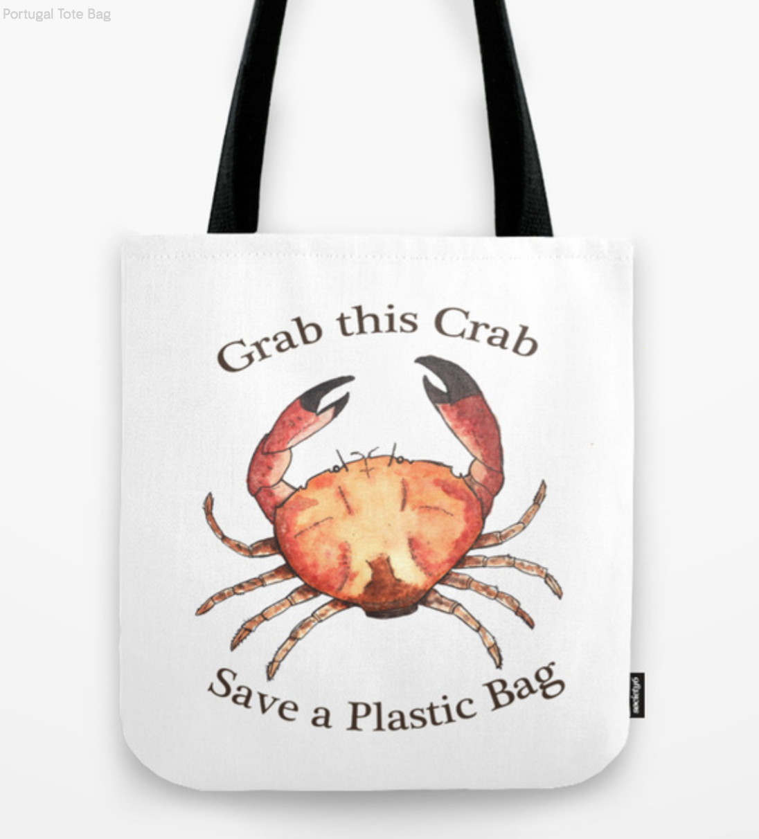The CRAB BAG - Just launched!