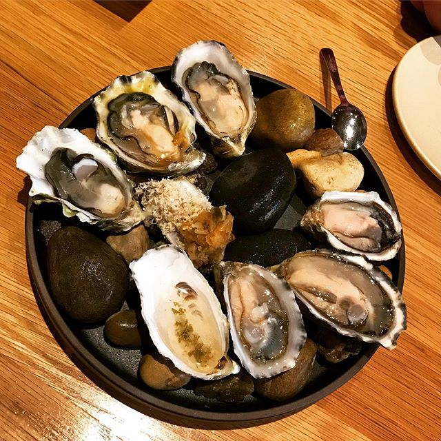 West Coast oysters are the best best coast oysters in my book, but these local BC oysters blew me away last night at @foragevancouver ! #shuckingamazing #savetheseas #eatoysters