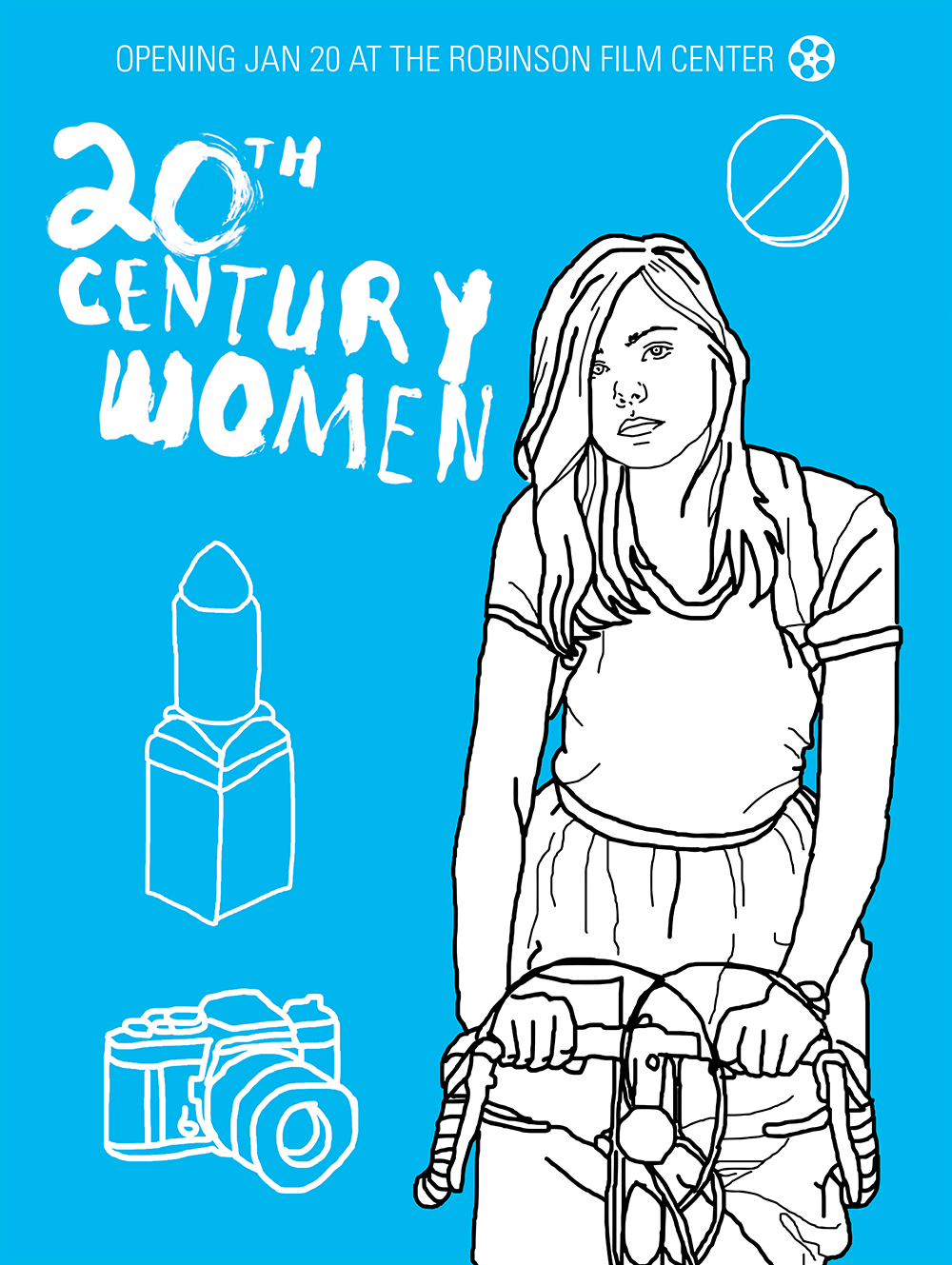 20th Century Women  by Danielle Miller