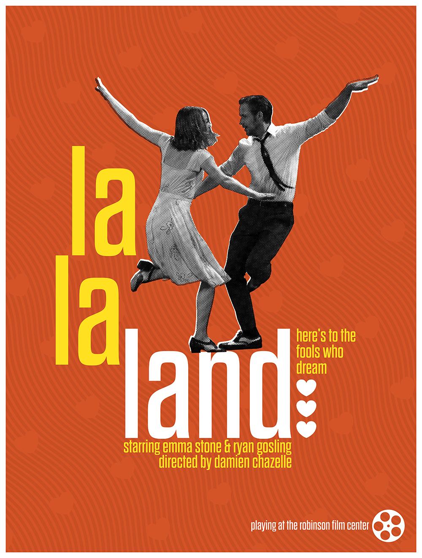 La La Land  by Nate Treme