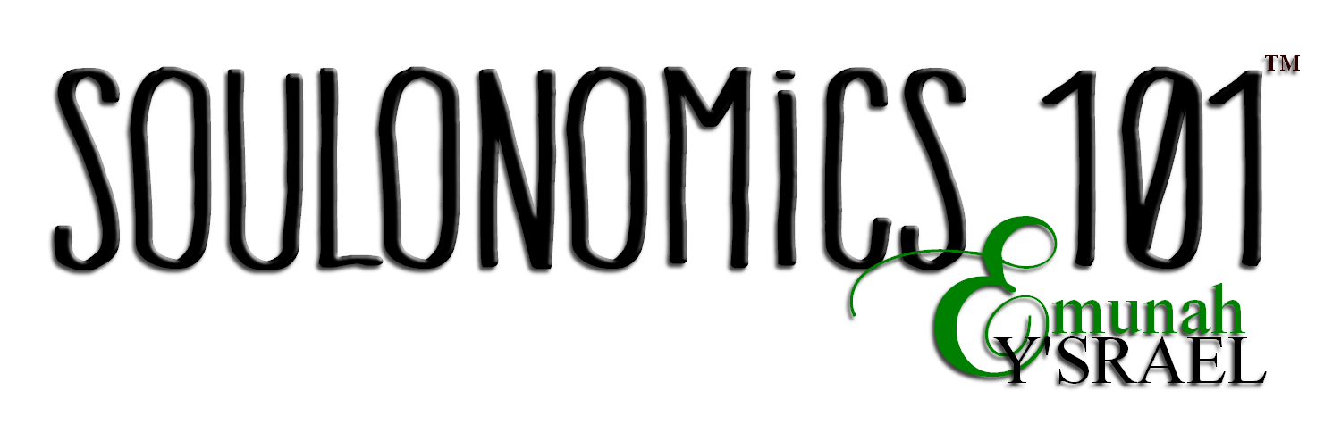 Soulonomics founded by Emunah Y'srael
