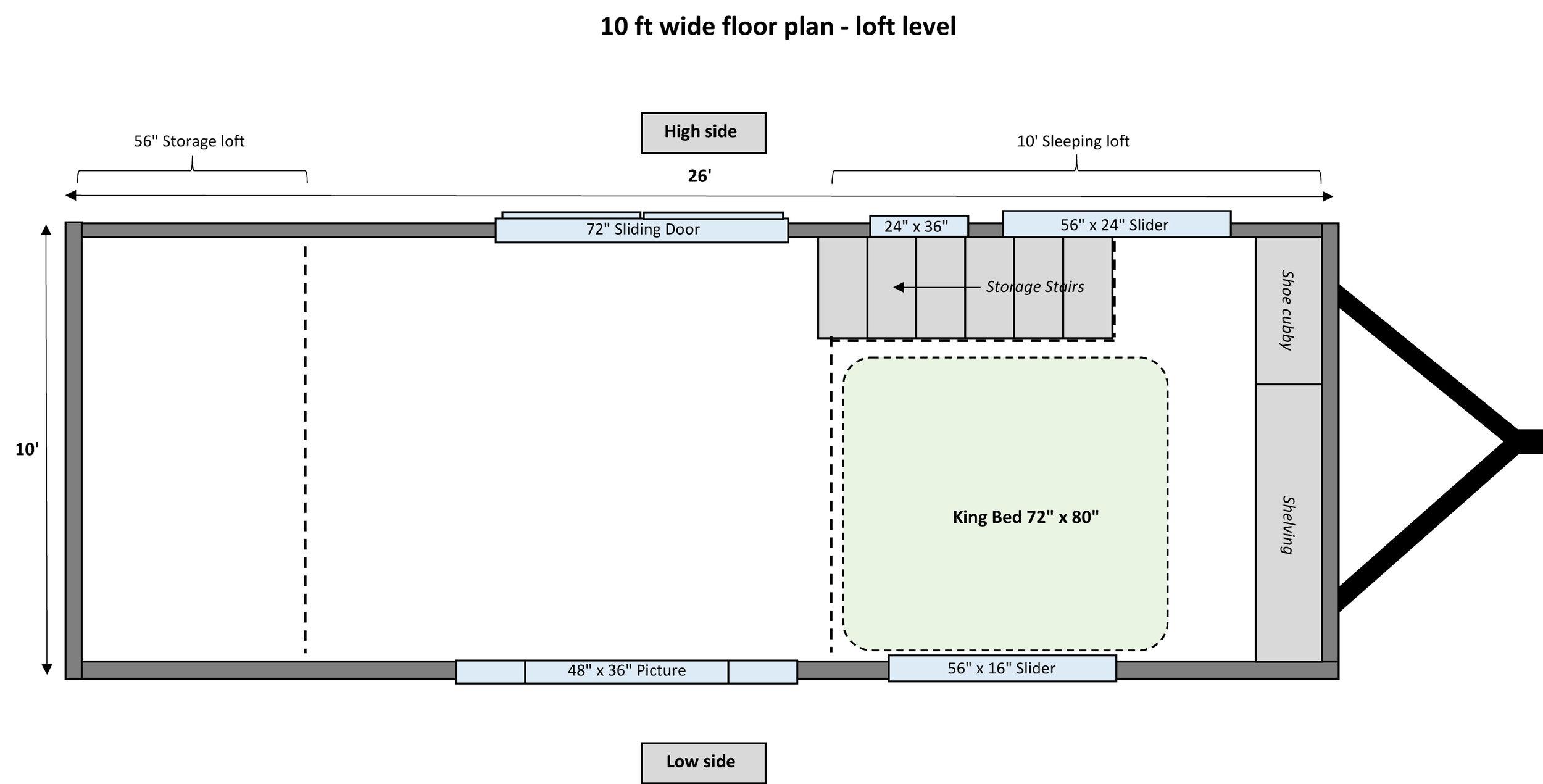 10 foot wide floor plan - loft level.jpg