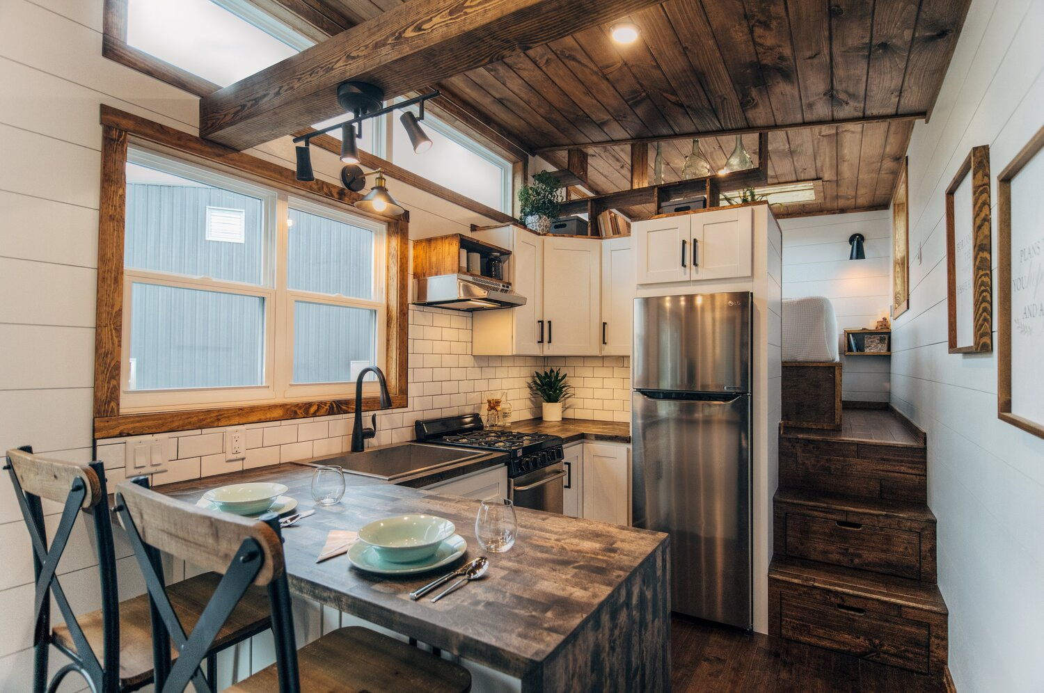 Tiny House Gallery Wind River Tiny Homes