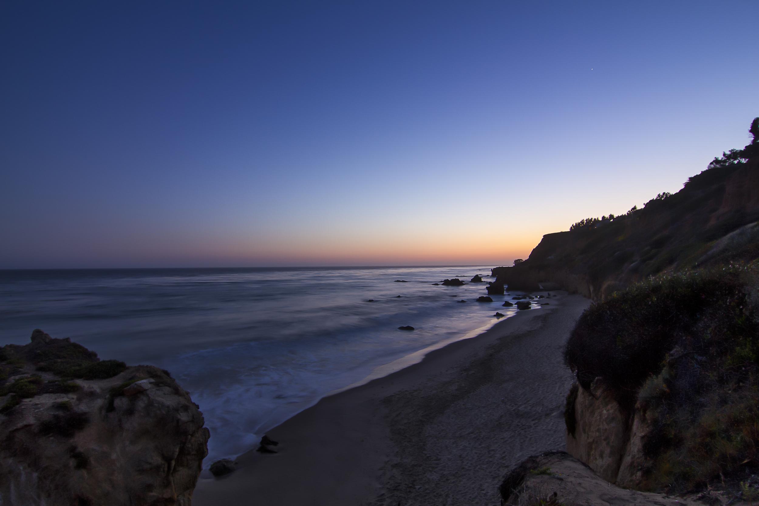 El Matador Beach at Dusk as Smart Object-1.jpg