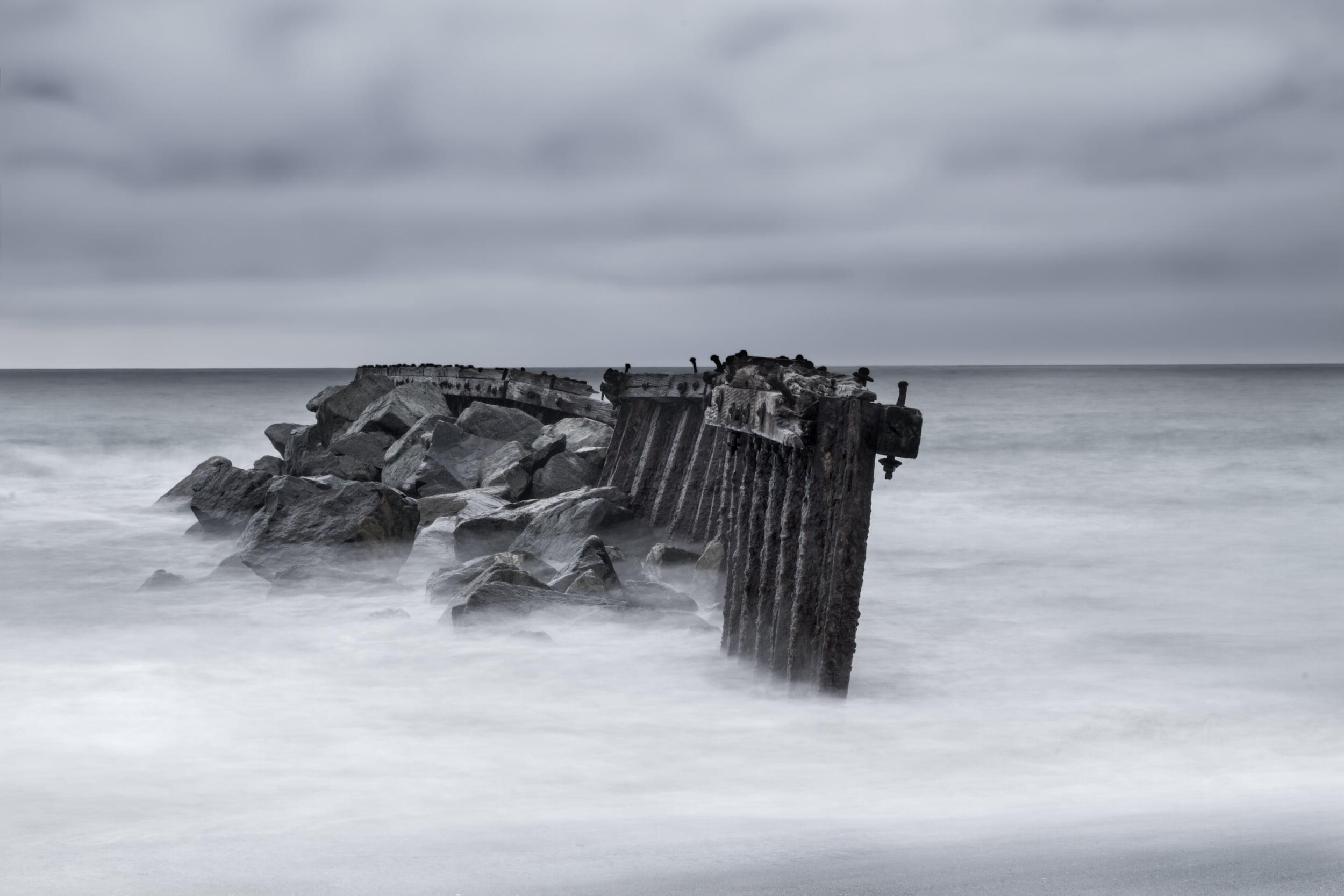 Abandoned Pier, Playa del Rey, CA