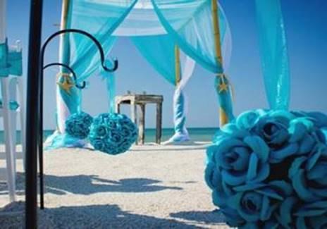 Brohard Beach wedding in Venice FL