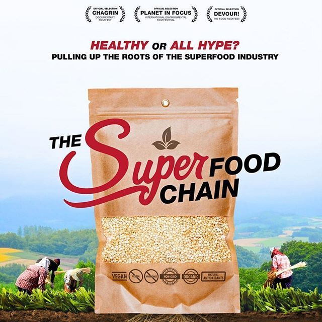 #Repost @thesuperfoodchain with @get_repost ・・・ Check out this event June 22, movie screening and gourmet lunch by @rougerestaurant ! Tickets at eventbrite: https://www.eventbrite.ca/e/forage-screening-of-movie-and-gourmet-lunch-with-rouge-tickets-62219570410