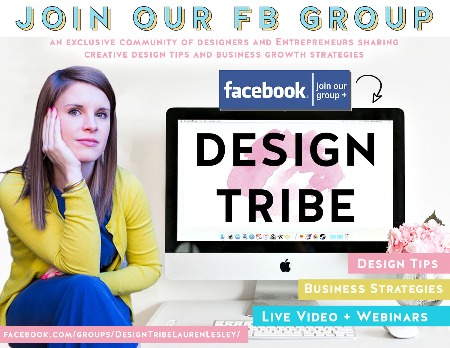 Design Tribe Facebook Group