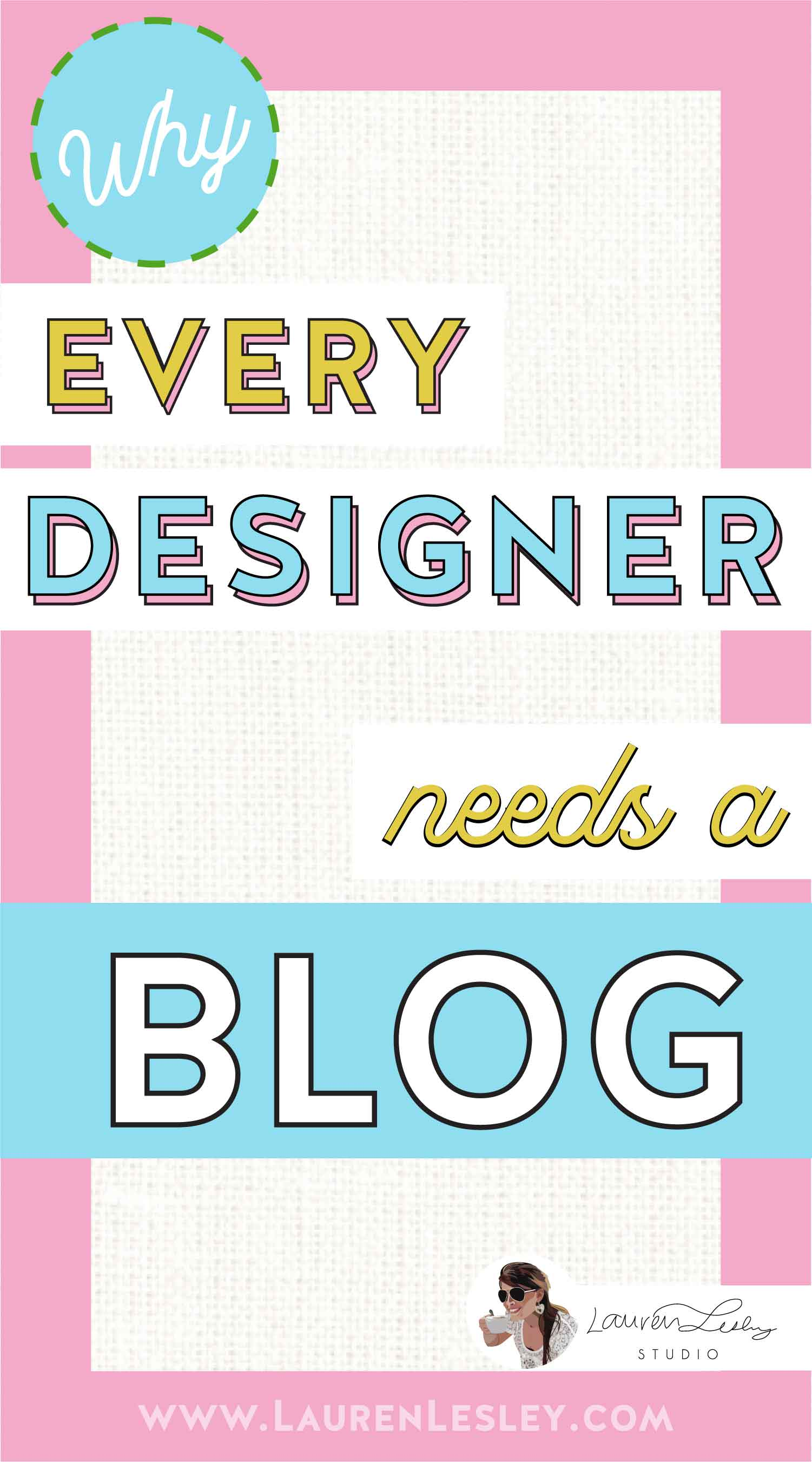 Every Designer Needs a Blog