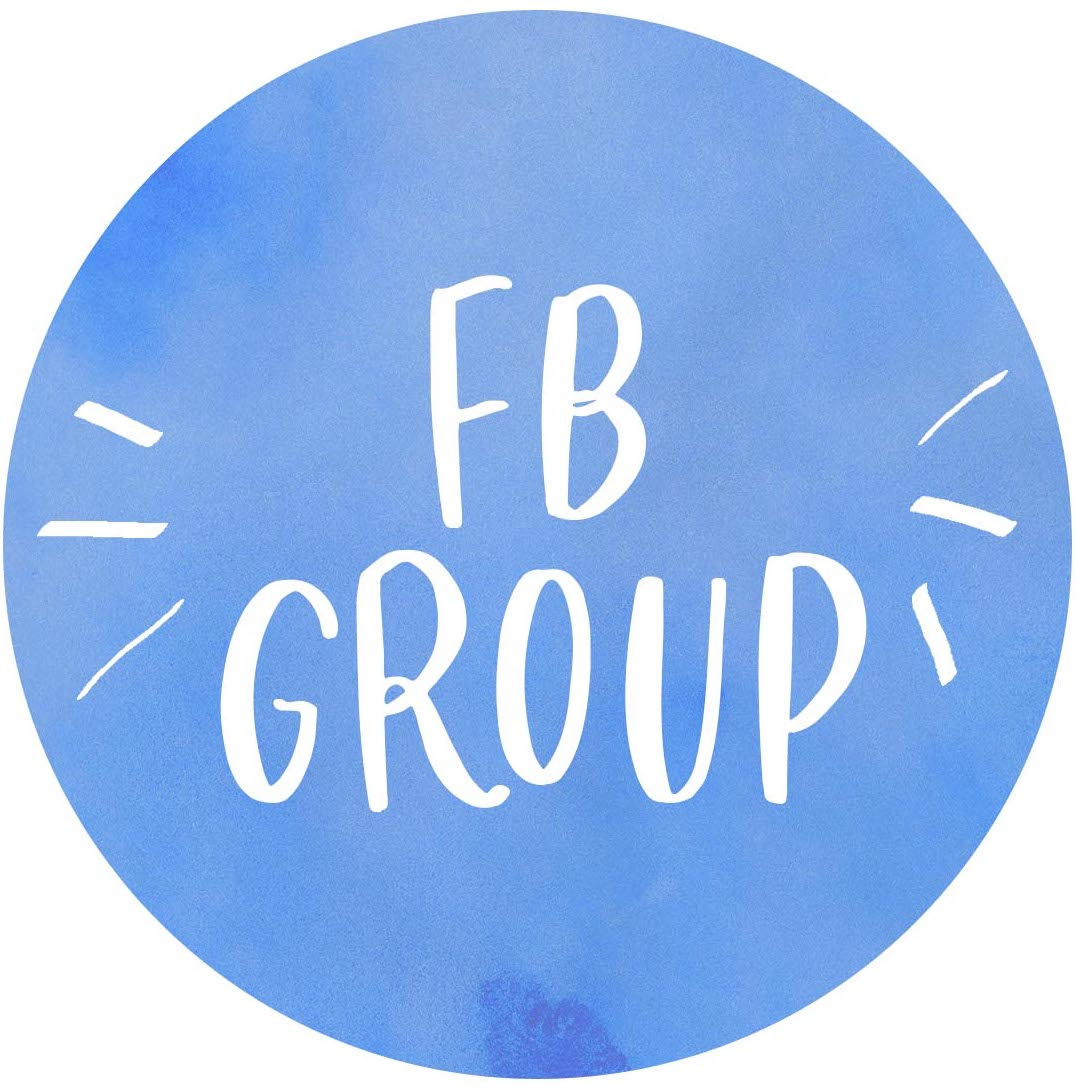 Join my free Design Tribe FB Group to network with other creatives + get business tips.
