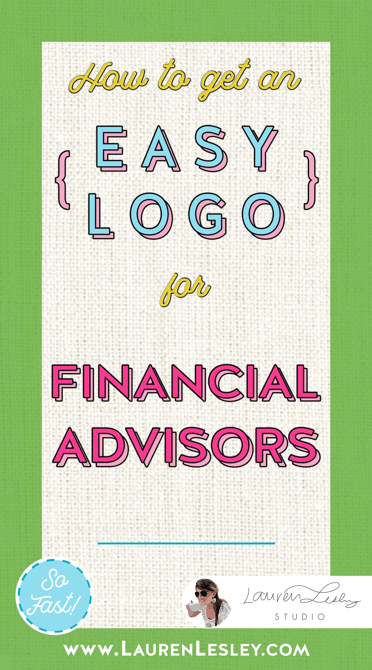 Get a Custom Logo for your Financial Business