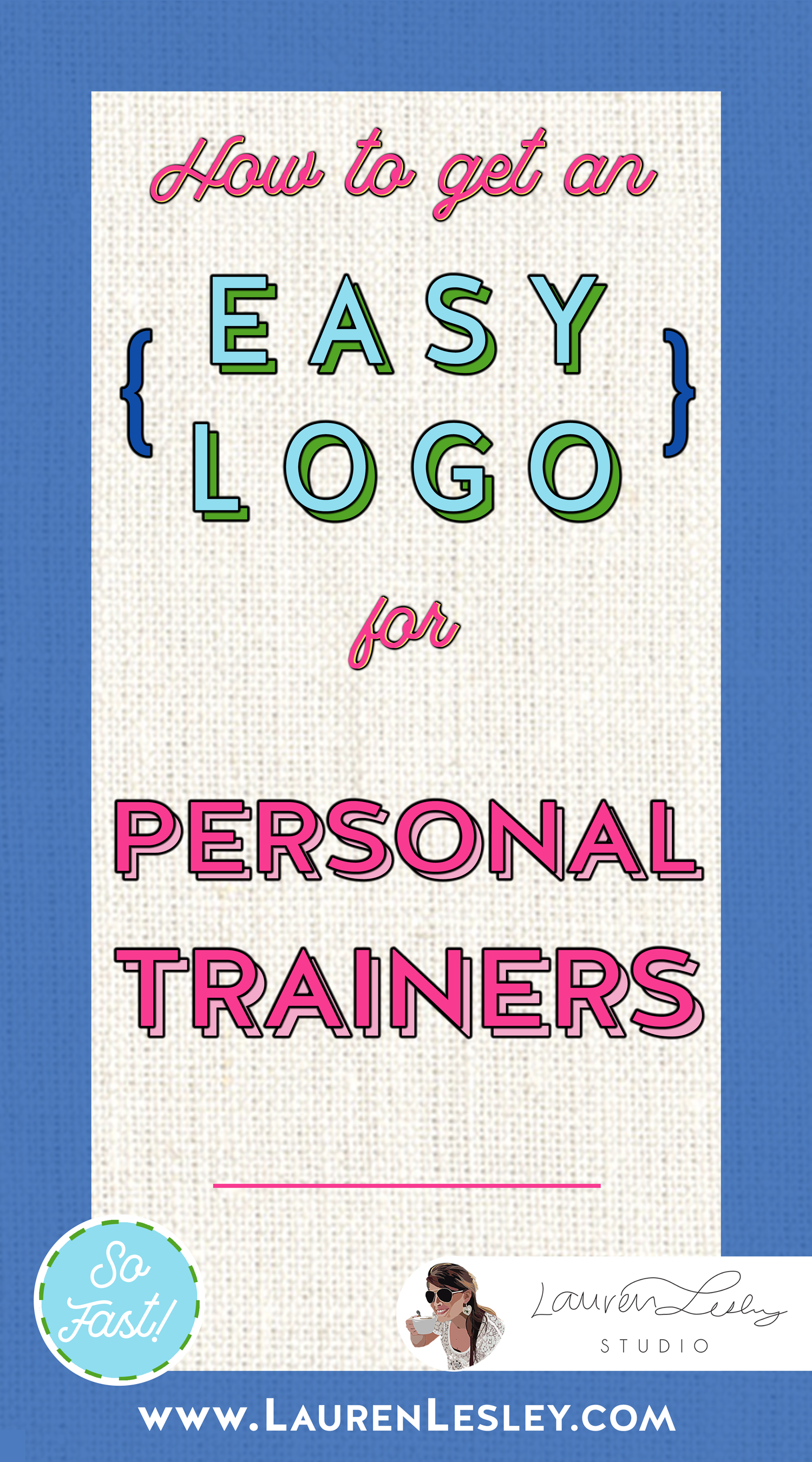 Get a Custom Logo for your Personal Training Business