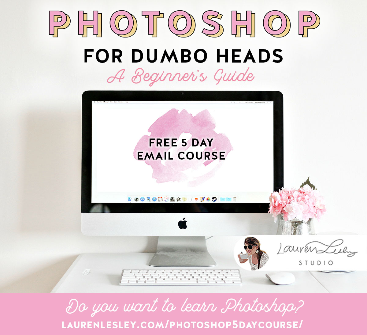 Lesson 1 - Photoshop for Dumbo Heads