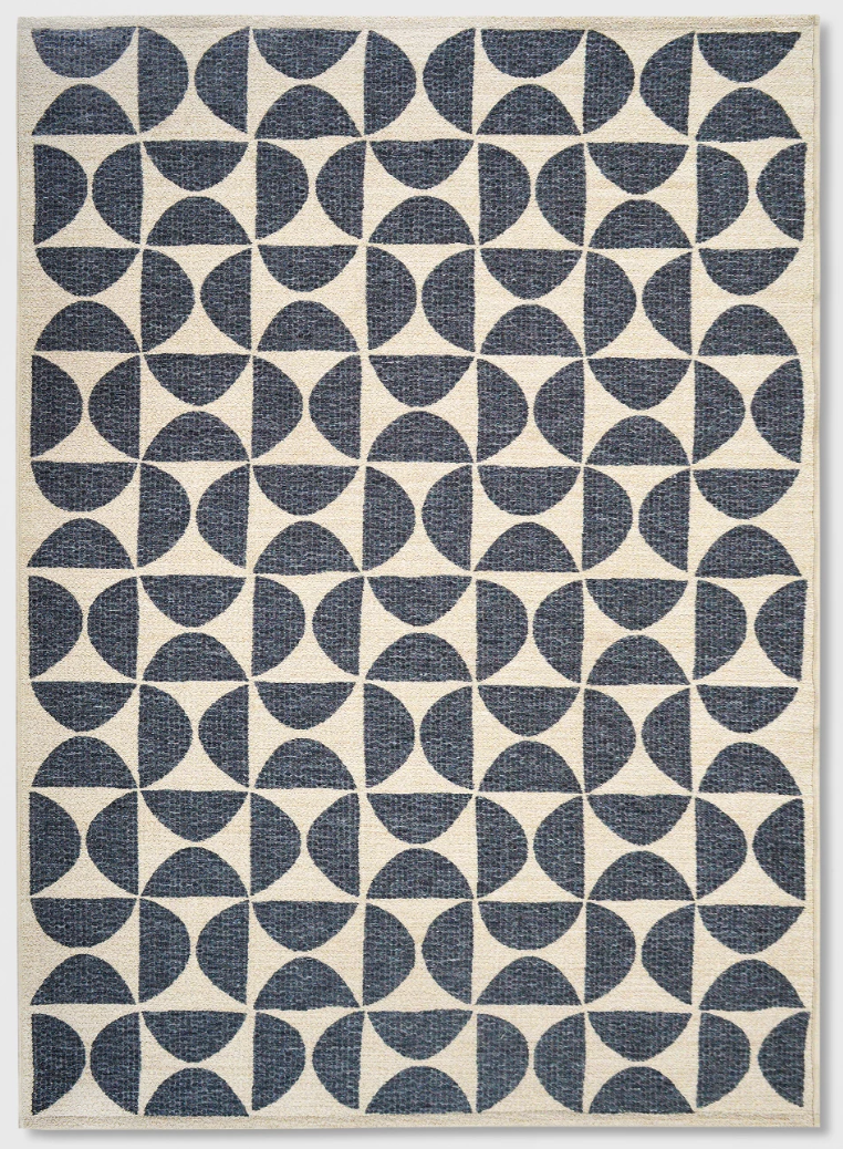 Half Moon Outdoor Rug Gray - Project 62™