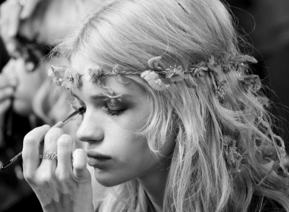 Image source via CR FASHION BOOK  Atelier Versace