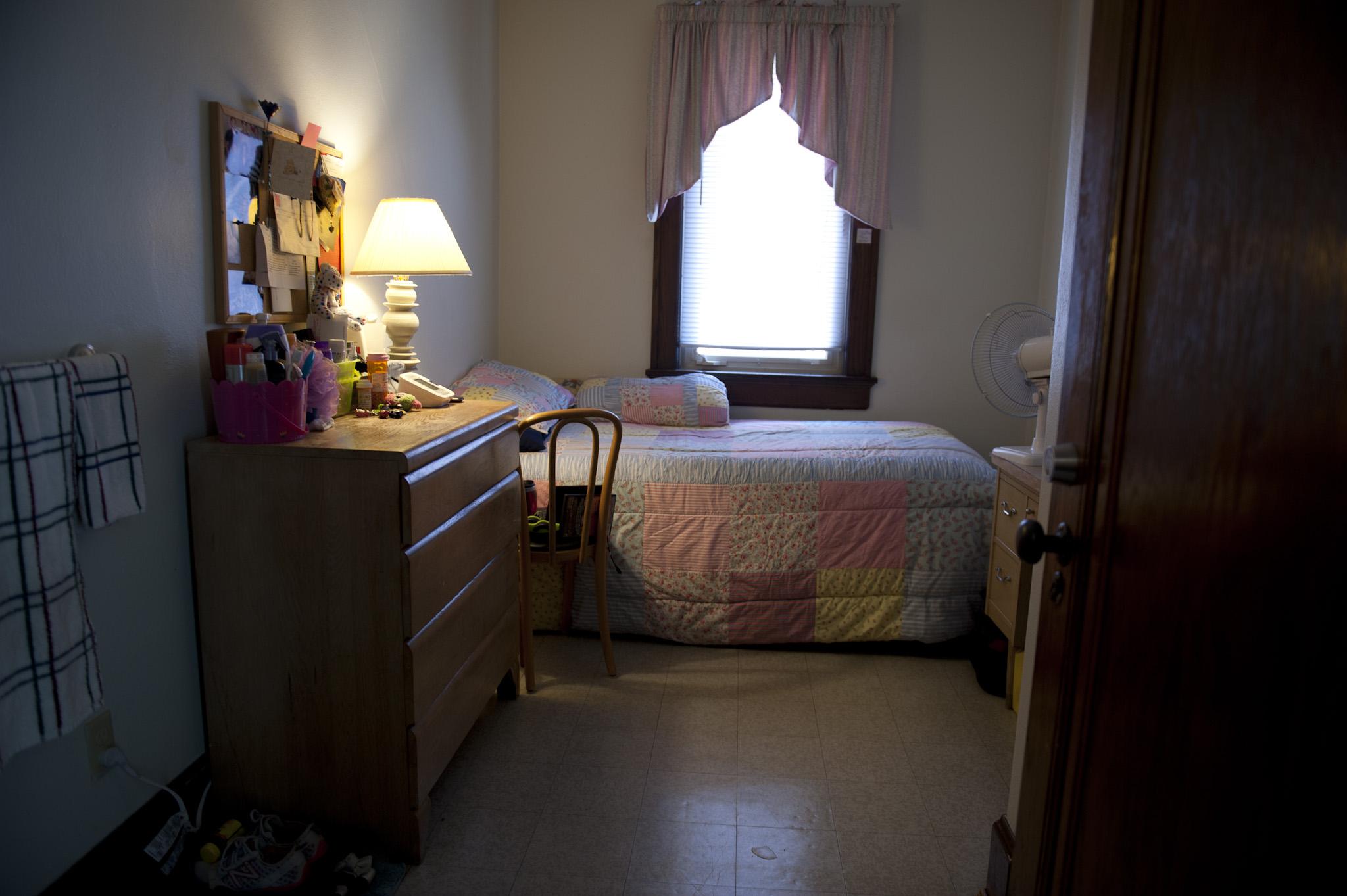 Participant's room