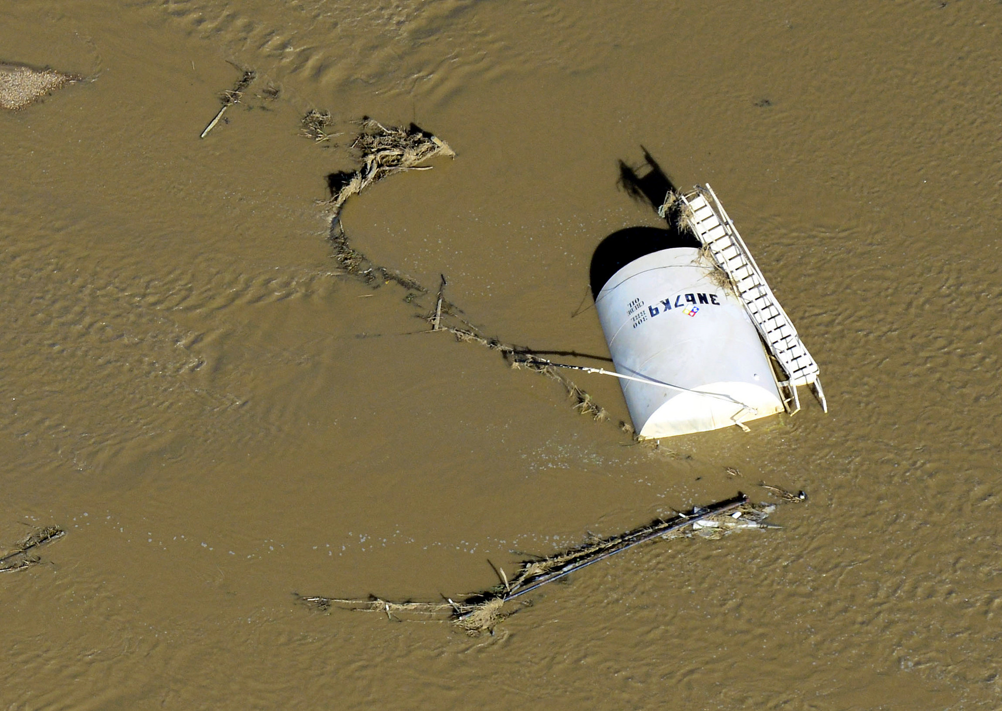 Colorado Flooding OIL AND GAS