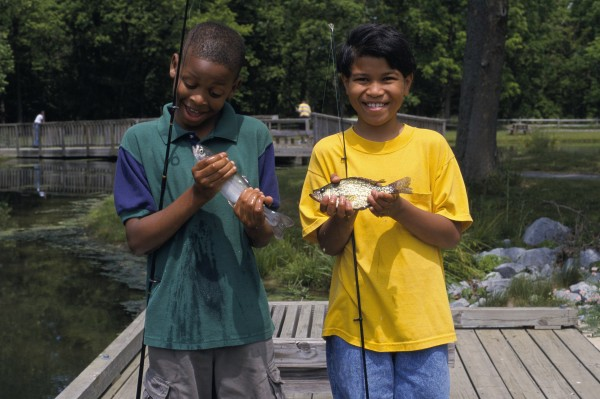 USFWS Connects Children to Outdoor Experiences