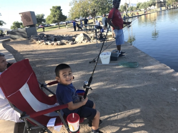 Free Fishing Day in Arizona, October 7, 2017