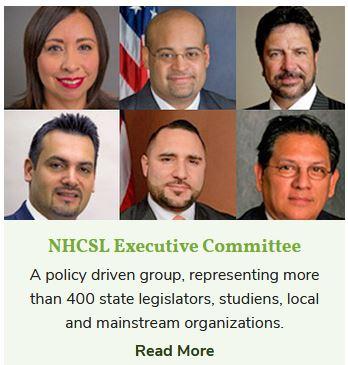 Utah State Rep. Wheatley is on the Executive Committee of the National Hispanic Caucus of State Legislators.