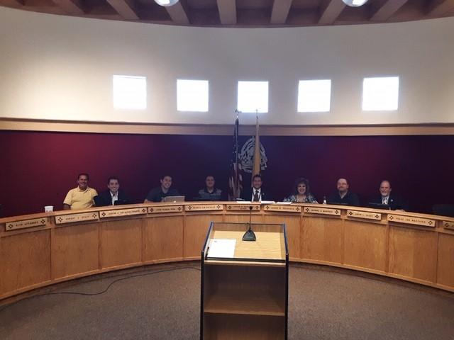 Española County Commissioners