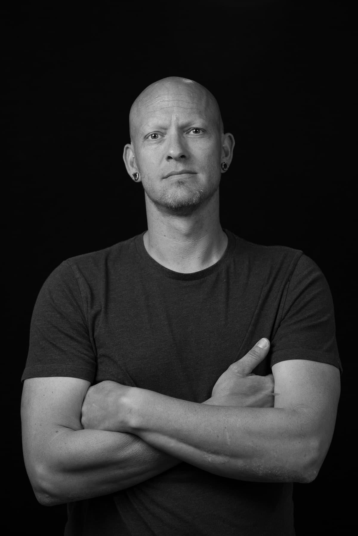 Brad Hillberg - Lead Carpenter