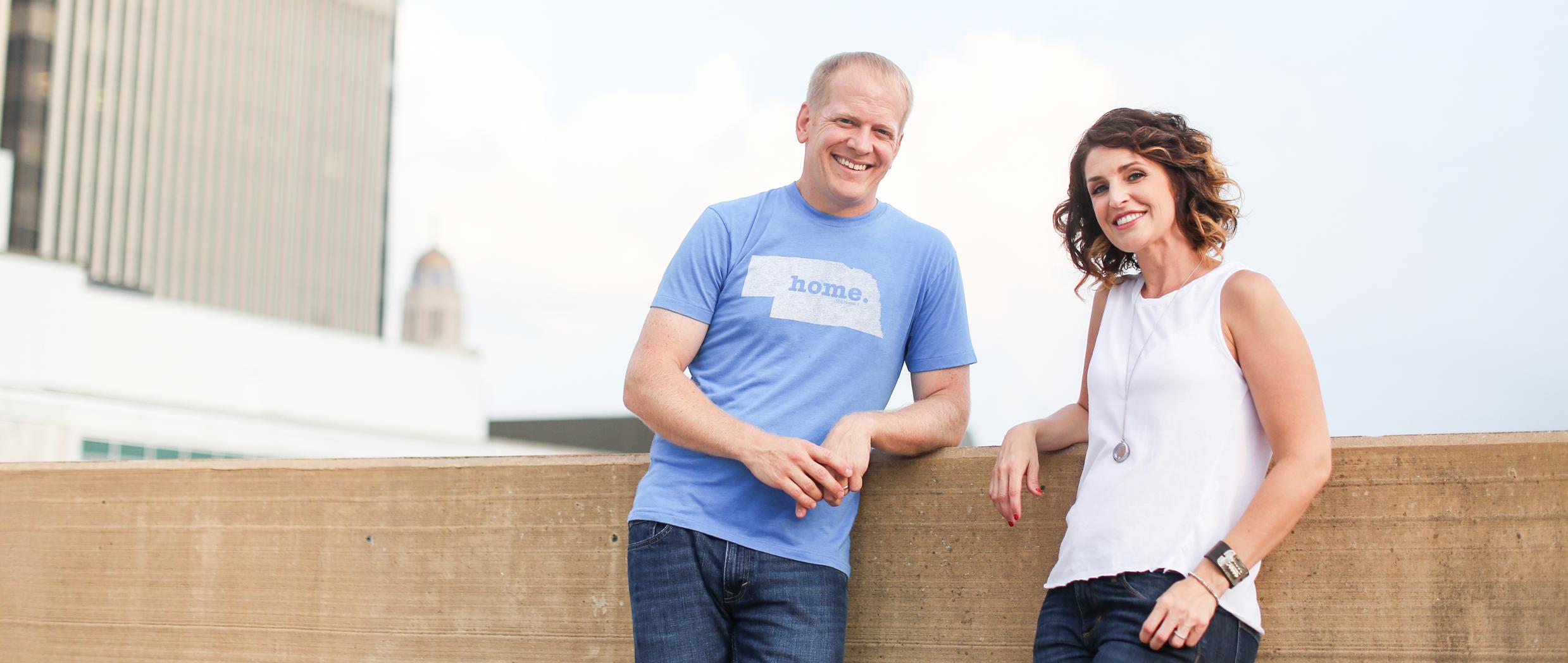 Brandon and Tiffany Verzal, V2 Content Founders