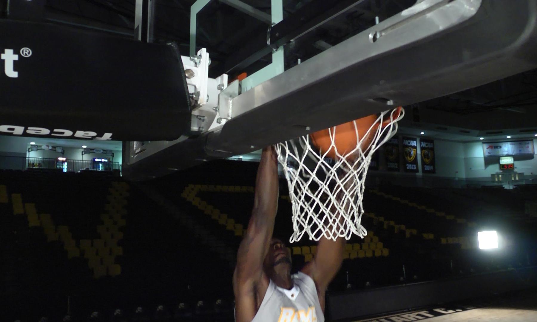 VCU Basketball Team Intro