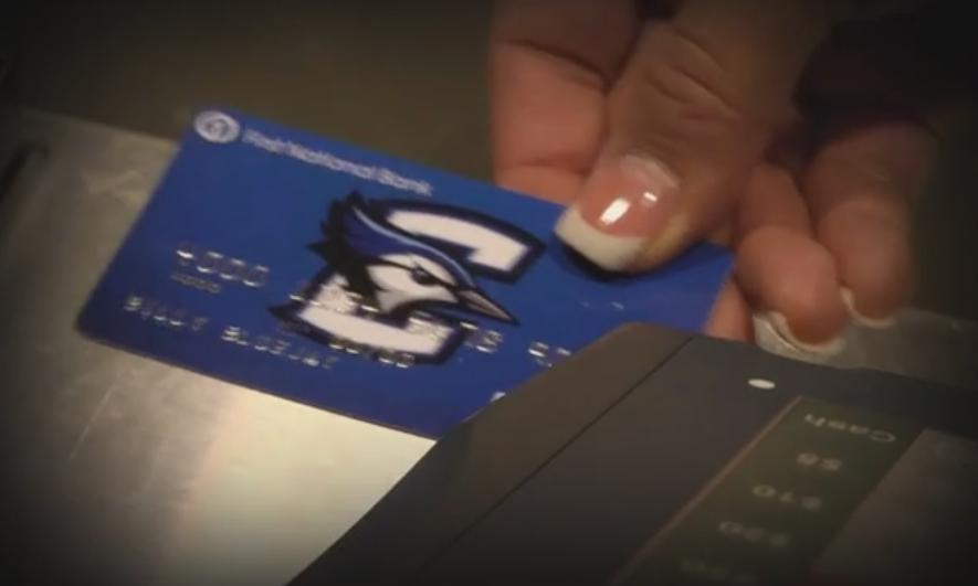 First National Bank Debit Card