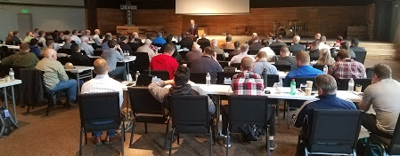 Regional conference on expository preaching in Olympia, WA.