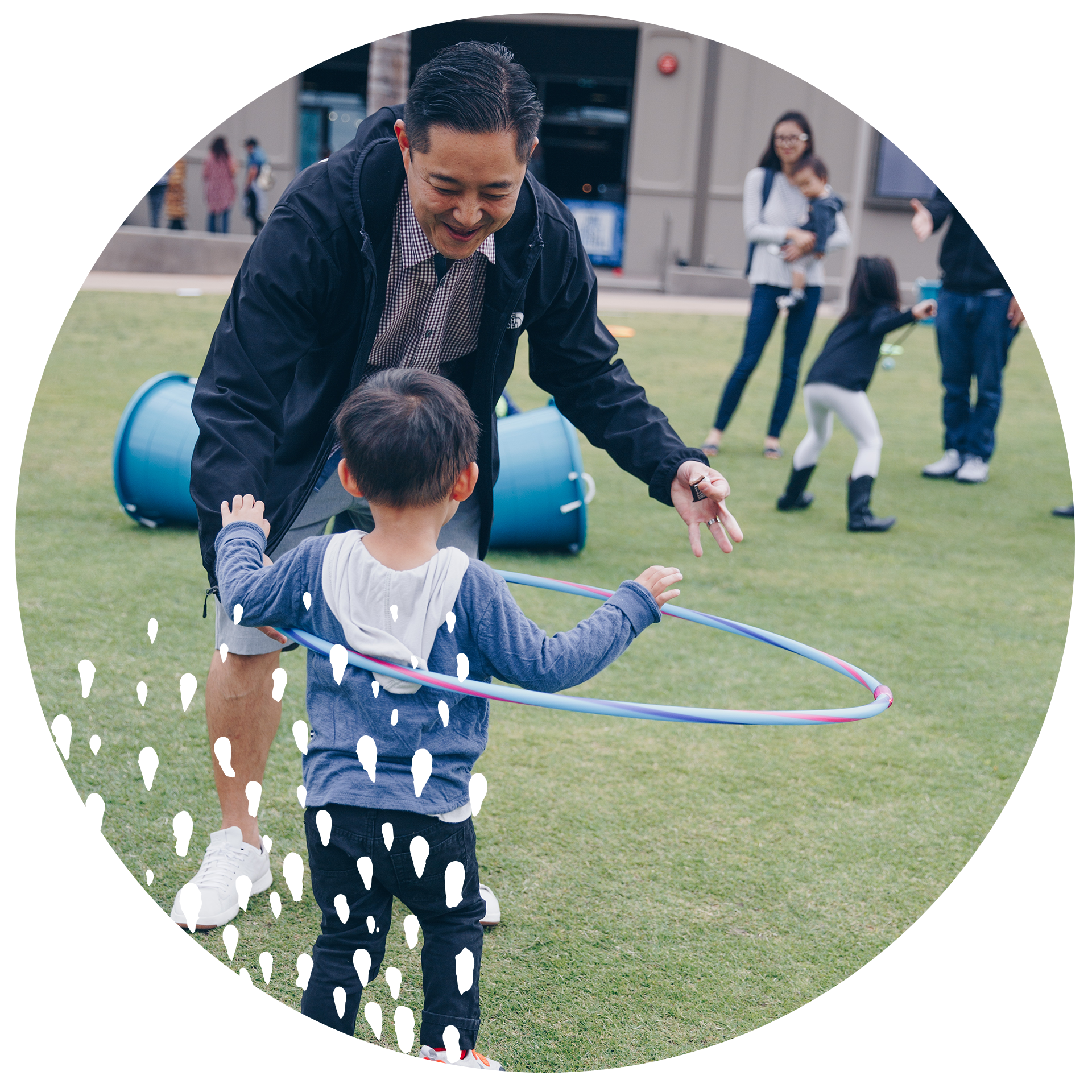 Summer On The Lawn - All summer after services hang out with your kids on the plaza -the lawn is filled with balls, corn hole, frisbees, and more, making this a place the whole family can enjoy.