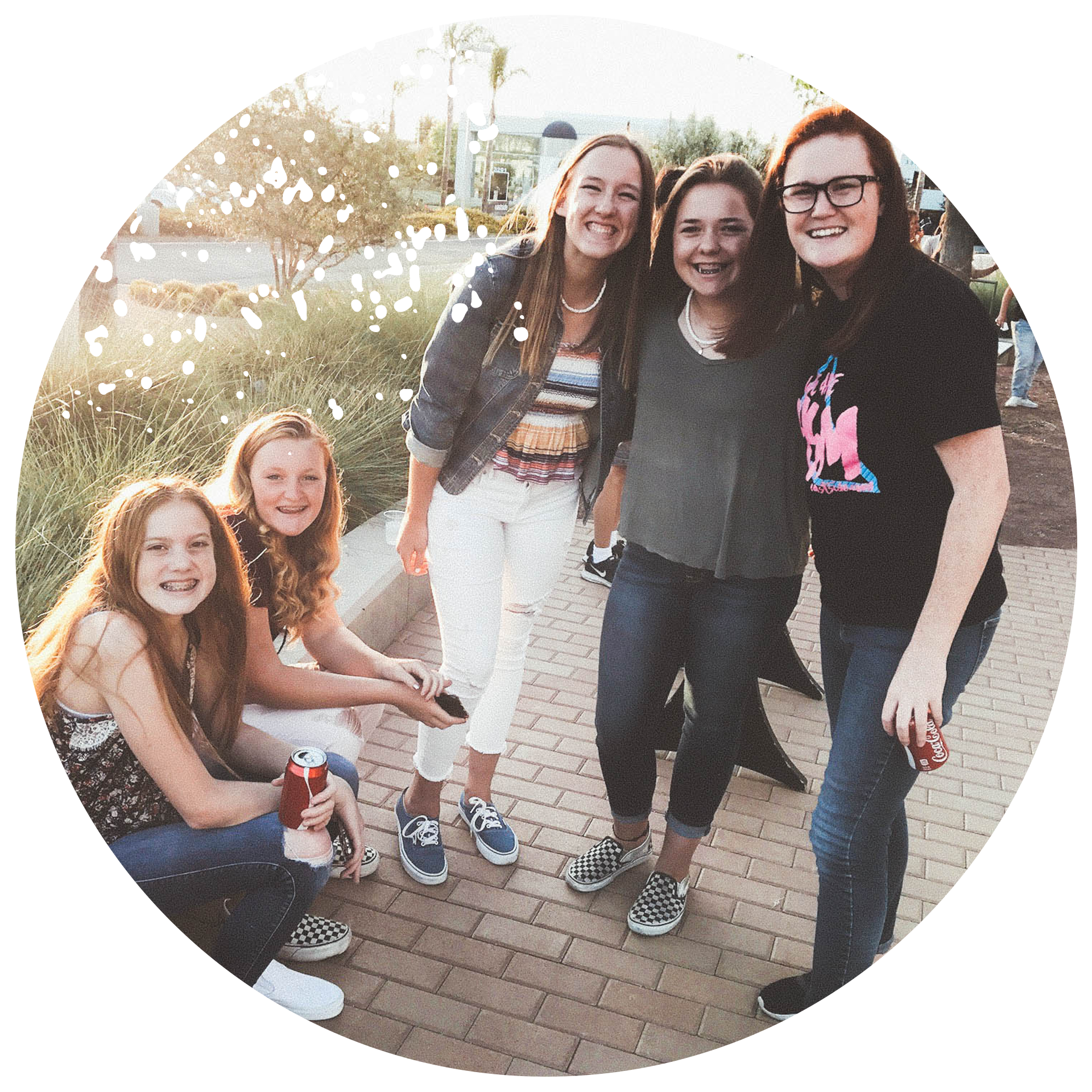 High School Ministry Gatherings - We seek to create environments where students can connect to God and each other, explore the big questions in life, and use their gifts and passions to influence the world.