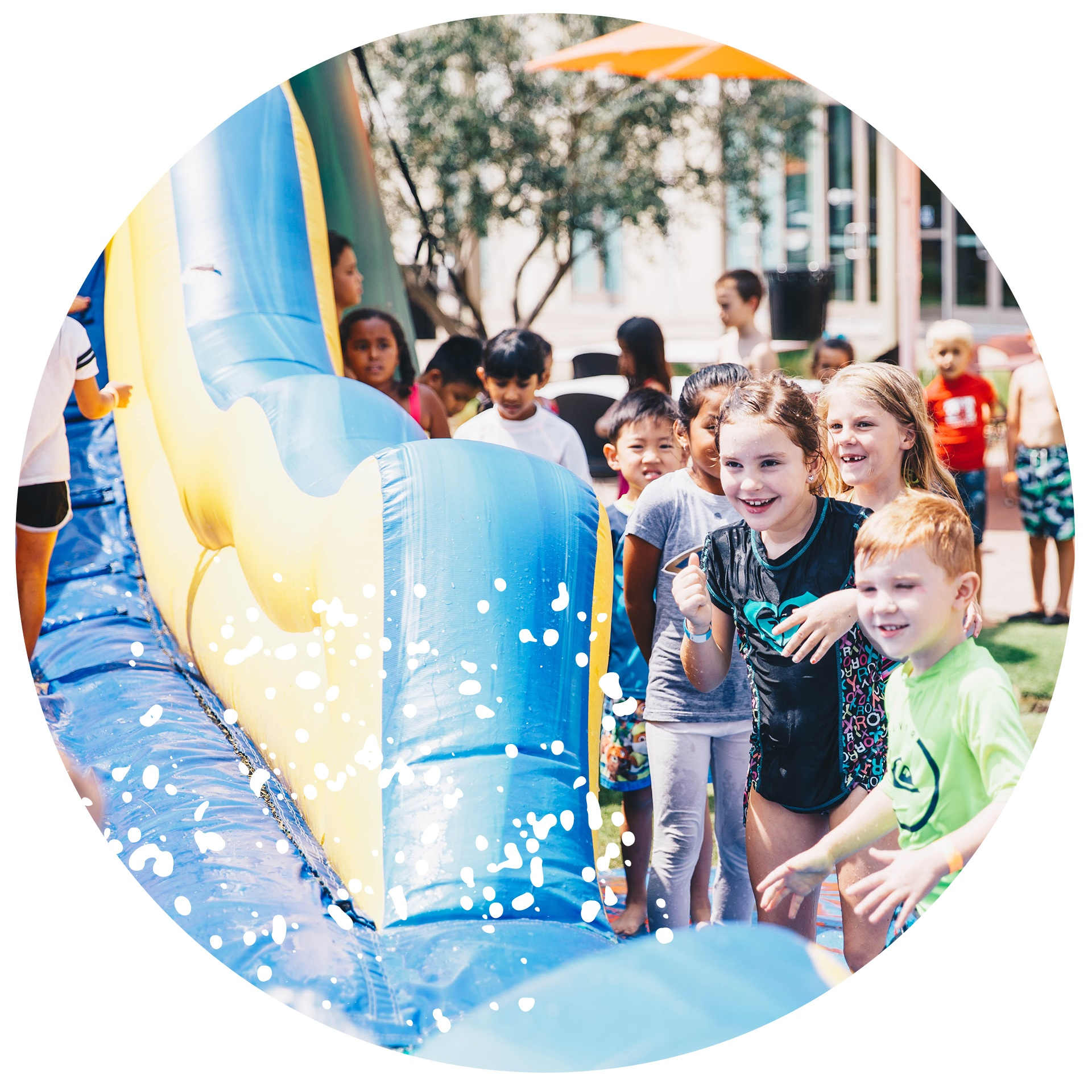 Water Weekend - August 10/11 - Because one is never enough, get ready for our second water weekend. Bring your Preschool and Elementary kids in bathing suits for an epic time! On all our campuses, and during every weekend service.
