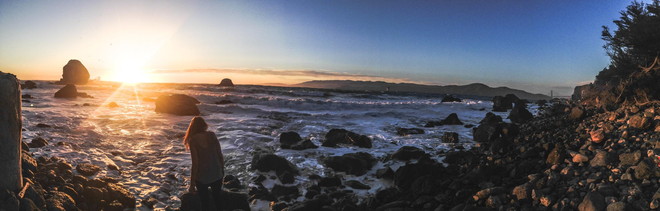 Lands End San Francisco California